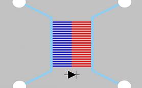 Физики создали диод для водяного тока