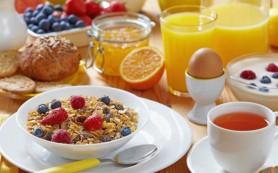 Ученые рассказали, что лучше всего есть на завтрак