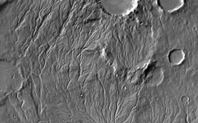 Марсианские речные долины могли «вырезать» даже небольшие объемы воды