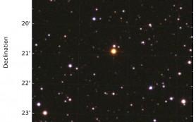 Углеродная звезда LX Лебедя рассказывает ученым о химической эволюции Вселенной