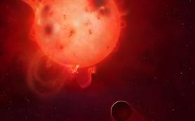 Вспышки излучения звезды сделали похожую на Землю планету непригодной для жизни