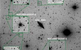 Астрономы открывают тусклые галактики при помощи телескопов любительского уровня