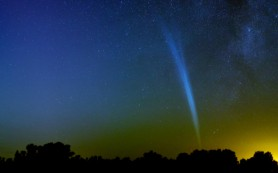 Российский ученый обнаружил «сестру» кометы Галлея