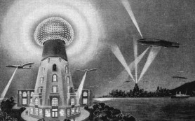 Россия испытает космический лазер
