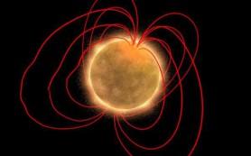 Скрученные магнитные поля раскрывают подробности процессов формирования звезд