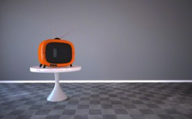 Телевизор вредит мозгу