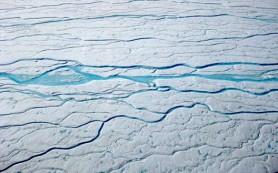 Лед оказался защитником атмосферы от углекислого газа