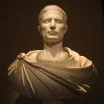 Где Юлий Цезарь сражался с германцами
