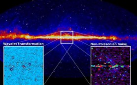 Темная материя оказалась непричастна к избытку гамма-излучения