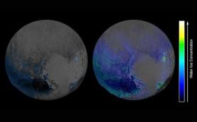 На Плутоне оказалось удивительно много водяного льда