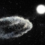 Загадочные наблюдения астероидов объясняются распадом астероидов близ Солнца