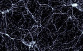 Черные дыры выталкивают материю в космические пустоты