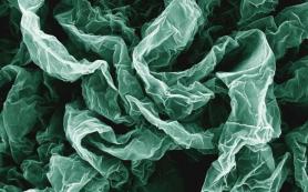 Физики «скомкали» графен, чтобы сделать его суперводооталкивающим