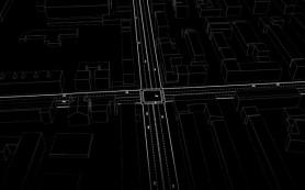 Инженеры показали перекресток без светофоров