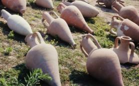 Археологи обнаружили склад древних амфор в Краснодарском крае