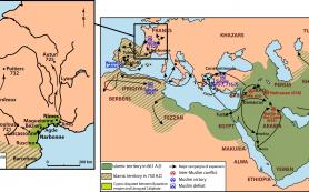 На юге Франции нашли мусульманские погребения VIII века