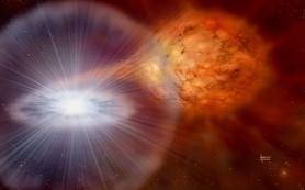 Зерна пыли могут быть остатками звезд, взорвавшихся миллиарды лет назад