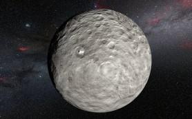 Астрономы открывают неожиданные изменения ярких пятен на поверхности Цереры