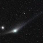 Кометы-близнецы пролетят мимо Земли на следующей неделе