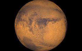 Ученые: океан на Марсе возник в результате бомбардировки астероидами
