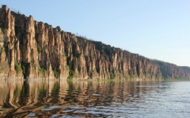 Географы объяснили, почему зимой мелеет «свистящее» озеро в Якутии