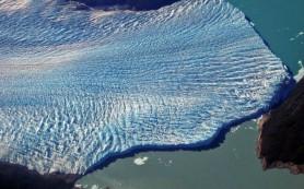 Климатологи составили карту эволюции ледника