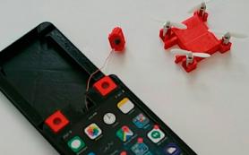 Британцы придумали смартфон с встроенным дроном-камерой