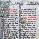 В Юрьевце нашли утраченную немецкую рукопись XII века