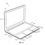 Apple запатентовала ноутбук без клавиатуры