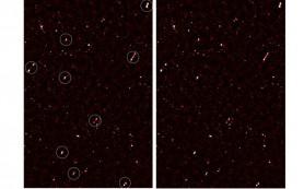 Обнаружены далекие черные дыры с упорядоченно ориентированными джетами