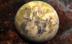 Землеподобная планета может существовать в близлежащей звездной системе