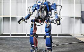 Hyundai представила роботизированный экзоскелет