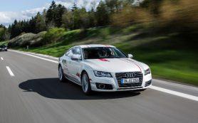 Audi «очеловечила» автопилот