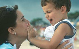 Дети слушают мать всем мозгом