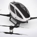 Пассажирские дроны займутся перевозкой органов для трансплантации