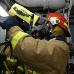 Дополненная реальность подарит пожарным тепловое зрение