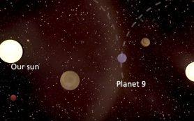 Таинственная «Планета Девять» могла быть украдена нашим Солнцем