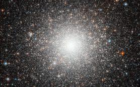 Десятки новых переменных звезд обнаружены в плотном звездном скоплении