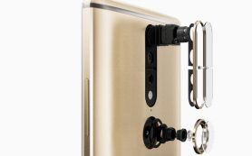 Lenovo выпустила первый смартфон с AR-технологией Tango