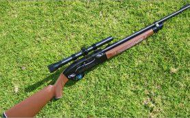 Мощные пневматические винтовки для охоты.