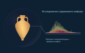 Химики изучили состав древнего битума