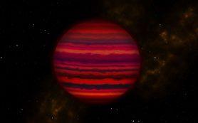 За пределами Солнечной системы найдены водяные облака