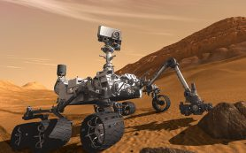 NASA показало дизайн нового марсохода