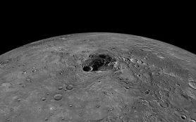 Вещество поверхности Меркурия поднялось из глубин планеты, выяснили ученые