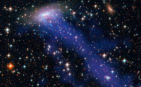 Исследование объясняет, почему в галактиках прекращается формирование звезд