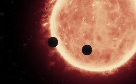 Анализ атмосфер планет размером с Землю показал, что эти планеты каменистые