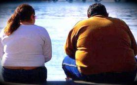 Ожирение убивает мужчин в три раза быстрее, чем женщин
