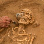В Израиле впервые обнаружили кладбище филистимлян
