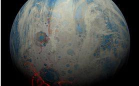 Астероиды помогли возникнуть жизни на Земле