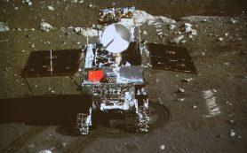 Китайский луноход «Юйту» прекратил работу